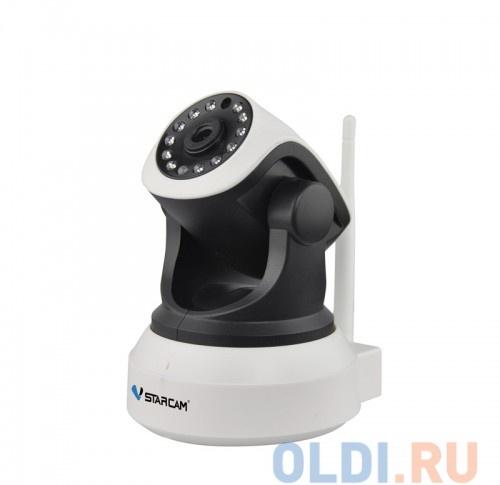 Камера VStarcam C7824WIP Поворотная беспроводная IP-камера 1280x720, 270*, P2P, 3.6mm, 0.8Lx., MicroSD