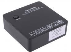 видеорегистратор vstarcam nvr-8 (af421) 8ми канальный, onvif и rtsp, 1920x1080p, upto 4 тб e-sata