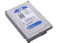 Жесткий диск 1Tb Western Digital WD10EZEX Caviar Blue, SATA III [7200rpm, 64Mb]