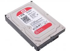 Жесткий диск 1Tb Western Digital WD10EFRX Caviar Red, SATA III [IntelliPower, 64Mb, for NAS]