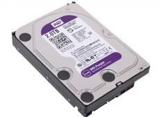 жесткий диск 2tb western digital wd20purx purple, sata iii [intellipower, 64mb] для видеонаблюдения