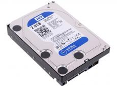 жесткий диск 2tb western digital wd20ezrz blue™ 3,5