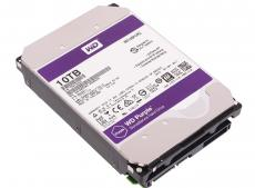 Жесткий диск Western Digital WD PURPLE 100PURZ 10Tb SATA III/3.5