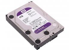 Жесткий диск Western Digital Purple WD40PURZ 4Tb SATA III/3.5