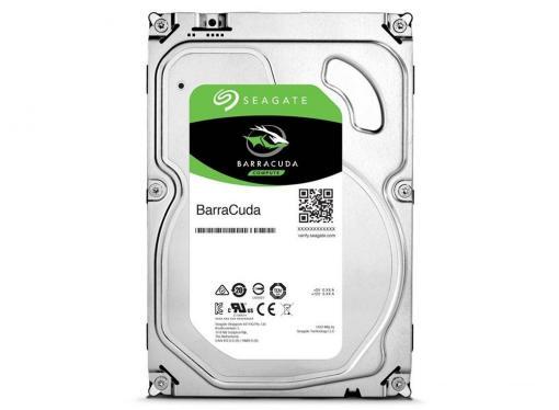 Жесткий диск Seagate BarraCuda ST1000DM010 1Tb SATA III/3.5