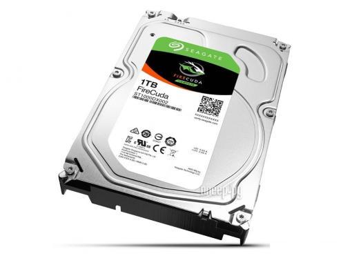 Жесткий диск Seagate FireCuda Guardian ST1000DX002 1Tb SATA III/3.5