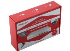 Блок питания ORIENT PA-11, OUTPUT: 12V DC 5.5A, защита от КЗ и перегрузки (Imax~5.8-6.2A)