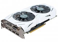 Видеокарта 6Gb (PCI-E) ASUS DUAL-GTX1060-O6G (GTX1060, GDDR5, 192bit, HDCP, DVI-D, 2*HDMI, 2*DP, Retail)