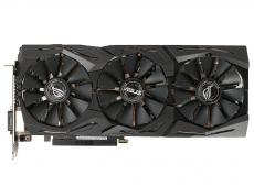 Видеокарта 8Gb (PCI-E) ASUS GTX 1070, STRIX-GTX1070-8G-GAMING (8Gb GDDR5/256-bit, PCI-Ex16 3.0, 1xDVI-D, 2xHDMI)