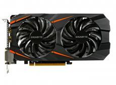 Видеокарта 3Gb (PCI-E) GIGABYTE GeForce GTX 1060 WINDFORCE OC 3G GV-N1060WF2OC-3GD (GTX1060, GDDR5, 192bit, HDCP, 2*DVI, HDMI, DP, Retail)
