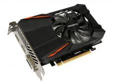 Видеокарта GIGABYTE GeForce GTX 1050 Ti D5 4G GV-N105TD5-4GD 4Gb 1316Mhz NVIDIA GTX1050 Ti/GDDR5/7008Mhz/128 bit/PCI-E/DVI,DP,HDMI