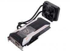 видеокарта 8gb <pci-e> gigabyte gtx 1080 xtreme gaming water cooling gv-n1080xtreme w-8gd <gtx1080, gddr5x, 256bit, hdcp, dvi, hdmi, 3*dp, водяное охл
