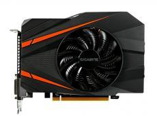 Видеокарта 3Gb (PCI-E) GIGABYTE GeForce GTX 1060 Mini ITX OC 3G GV-N1060IXOC-3GD (GTX1060, GDDR5, 192bit, HDCP, 2*DVI, HDMI, DP, Retail)