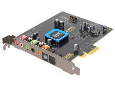Звуковая карта S.B.Creative Recon3D (SB1350) PCIe-1X w/o driver OEM 24-bit 96kHz, 5.1 ch, SNR 102dB, opt. SPDIF I/O EAX ADVANCED HD 5.0