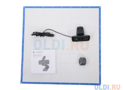 камера интернет (960-000684) logitech hd webcam b910