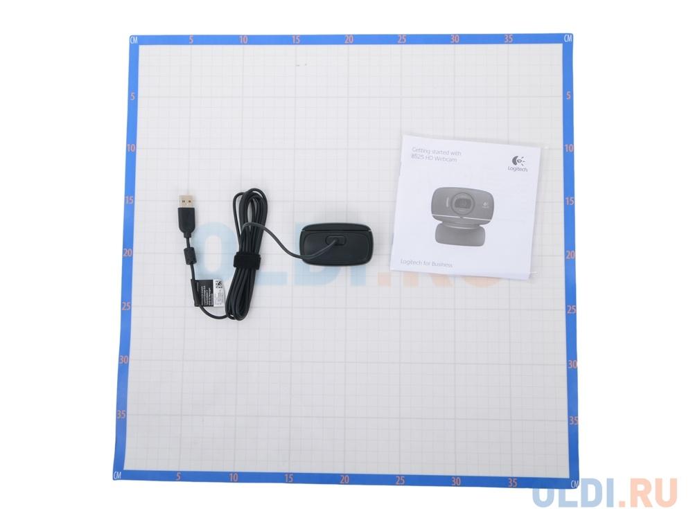 Камера интернет (960-000842) Logitech HD WebCam B525