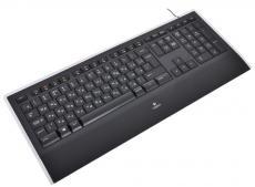 (920-005695) Клавиатура Logitech Illuminated Keyboard K740 USB