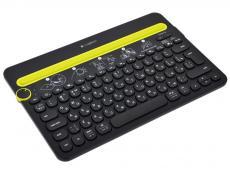 (920-006368) Клавиатура Беспроводная Logitech Wireless Bluetooth Multi-Device Keyboard K480