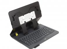 (920-008342) Клавиатура-футляр Logitech Universal Folio with integrated keyboard 9-10