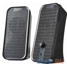 Колонки Microlab B55v2 Black USB плоские (4 Вт)