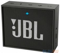 Портативная акустика JBL GO черный JBLGoBlack