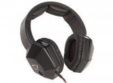 Гарнитура QCYBER DOOMSDAY black,звук 7.1, USB 2.0, 50mm ( Совместимо с PS3, PS4, XBOX360)