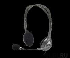 Гарнитура Logitech Headset H111 (981-000593)