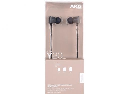 Наушники AKG Y20 черный