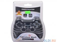 Геймпад Thrustmaster Twireless Black  PS3  (4160522)