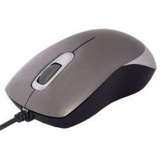 Мышь Defender Orion 300 G (Серый), USB