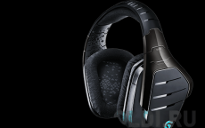 (981-000599) Гарнитура Logitech Gaming Headset Wireless 7.1 Surround  G933
