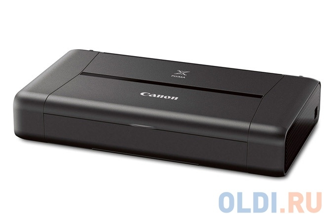 принтер canon ip-110 (струйный 9600 x 2400 dpi, а4, wifi, usb, airprint)