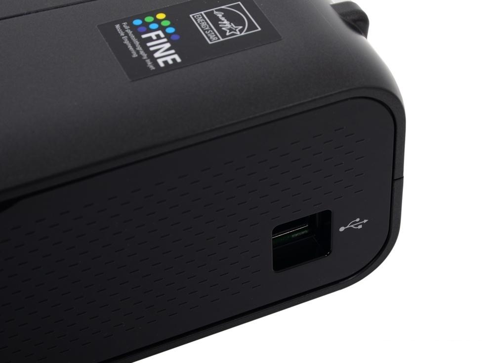 принтер canon ip-110 с аккумулятором (струйный 9600 x 2400 dpi, а4, wifi, usb, airprint)