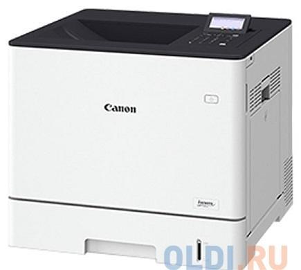 Принтер Canon i-SENSYS LBP712Cx Цветной Лазерный 38 стр/мин, 9600x600dpi, 7500 стр/месяц, 80 000 максимум, USB 2.0, LAN, duplex