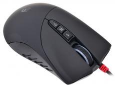 Мышь A4-Tech  Bloody V3, USB (черный) 8 кн, 3200 dpi