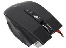 Мышь A4-Tech Bloody Terminator TL9 черный/серый лазерная (8200dpi) USB2.0 игровая (8but)
