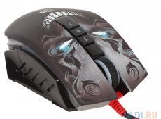 Мышь A4 Bloody P85 черный оптическая (5000dpi) USB2.0 игровая (8but)