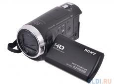 Видеокамера Sony HDR-CX625B Black (30x.Zoom, 9.2Mp, CMOS, 3.0