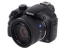 Фотоаппарат SONY DSC-HX400 Black (20.4Mp, 50x zoom, 3