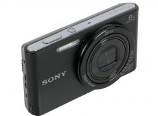 Фотоаппарат SONY DSC-W830 Black