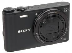 Фотоаппарат SONY DSC-WX350 Black