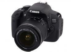 фотоаппарат canon eos 700d ef-s 18-55 dc iii kit