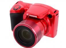 Фотоаппарат Canon PowerShot SX420 IS Red (20,5Mp, 42x zoom, 3'', Оптический стабилизатор, SD, USB)