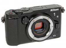 Фотоаппарат Nikon 1 V3 Black Body (18.4Mp, 3