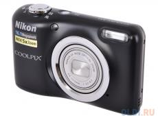 Фотоаппарат Nikon Coolpix A10 Black (16Mp, 5x zoom, SD, USB, 2.7