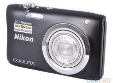 Фотоаппарат Nikon Coolpix A100 Black (20.1Mp, 5x zoom, SD, USB, 2.6