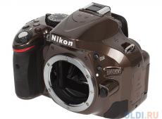 фотоаппарат nikon d5200 bronze body