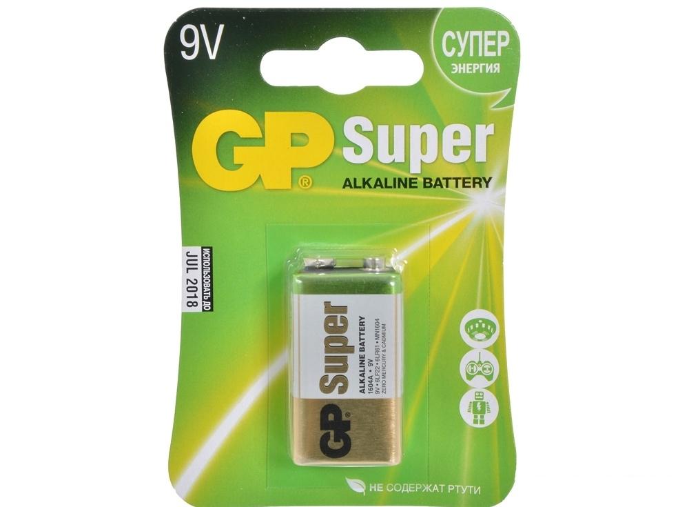 Батарея GP 1604A-BU1 (Крона)