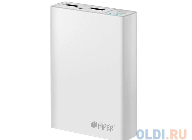 Внешний аккумулятор HIPER RP10000 White
