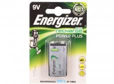Аккумулятор Energizer HR22 9V (крона) 175mAh (1 штука) (E300320800) (635584)
